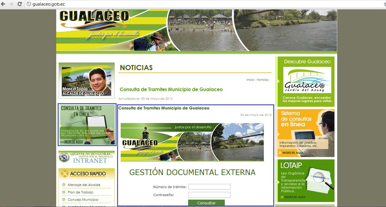 Municipio de Gualaceo