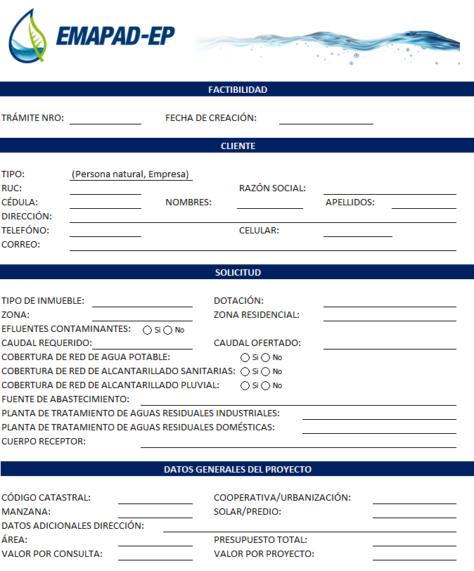 formularioemapad